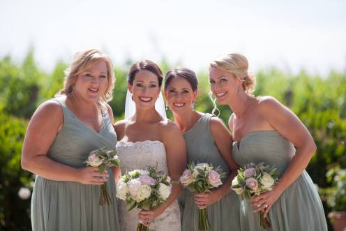 Suzanne Karp Photography | Ooh La La Weddings & Events | The Beauty Team makeup & hair