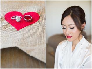 Jen Philips Photography | The Beauty Team Sonoma County | Mayacama Golf Club wedding