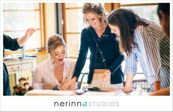 Nerinna Studios | Running Rabbit Ranch wedding | The Beauty Team