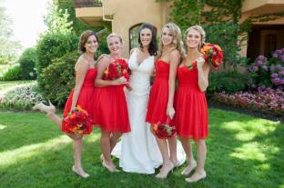 Tia & Claire Studios | Vintner's Inn wedding | The Beauty Team